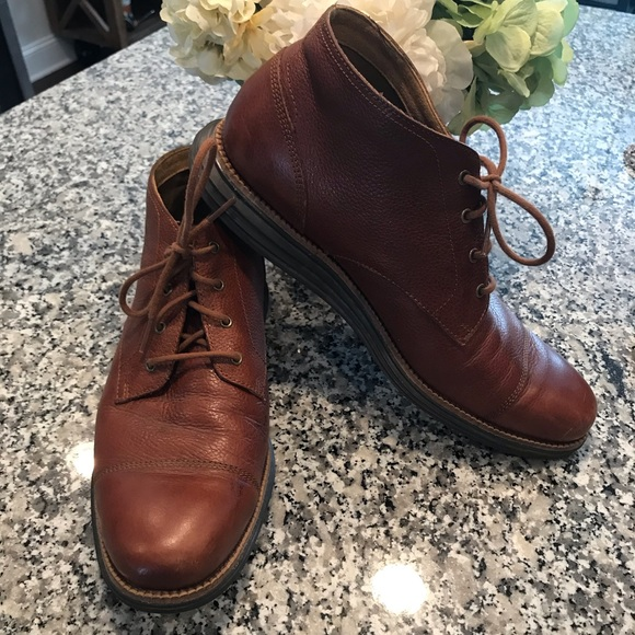 Cole Haan Other - Cole Haan Grand.OS Chukkas